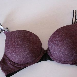 Victoria's Secret Push-Up Bra Size 32B